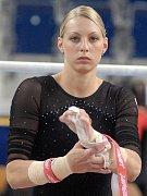 NÁVRAT. Obnovení kariéry Jany Komrskové je dobrou zprávou pro celou českou sportovní gymnastiku.