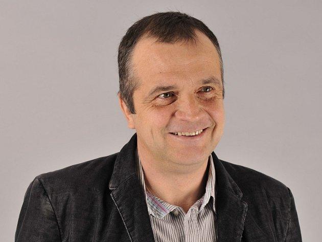 Nový starosta Žaborvřesk Pavel Tyralík.