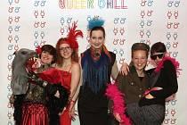 Letošní ročník Queer Ball byl vyprodaný několik dní předem.