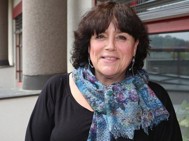 Primářka Oddělení lékařské genetiky Renata Gaillyová.