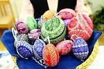 Velikonoční jarmark ve Střelicích.