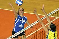 Volejbalistka Tereza Tobiášová.