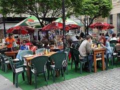 Brno se chystá na turistickou sezonu.