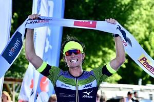 Petr Soukup, majitel českého rekordu na ironmanském světovém šampionátu na Havaji.