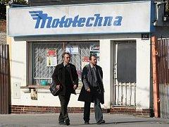 O natáčení filmů v Brně je velký zájem.