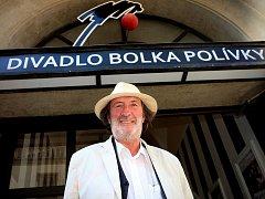 Autor, herec i režisér. Boleslav Polívka se v nové sezoně představí ve svém divadle hned ve třech rolích.