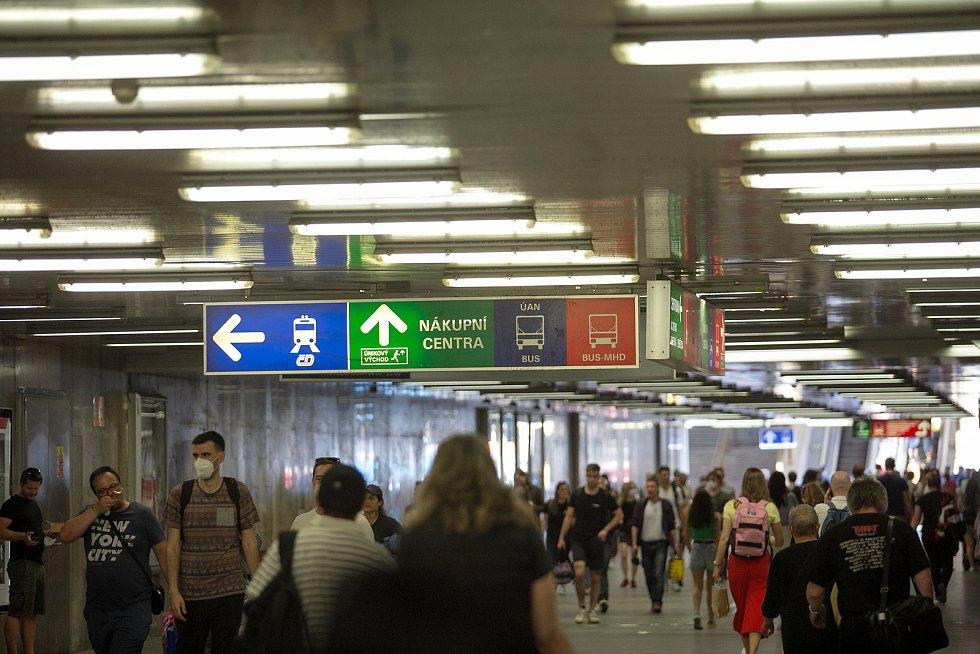 Turistické a informační centrum zavedlo prohlídkovou trasu nazvanou: Nejhnusnější místa v Brně. Její autor a průvodce Michal Doležel je známý popularizací brněnské architektury a turisticky atraktivních míst.