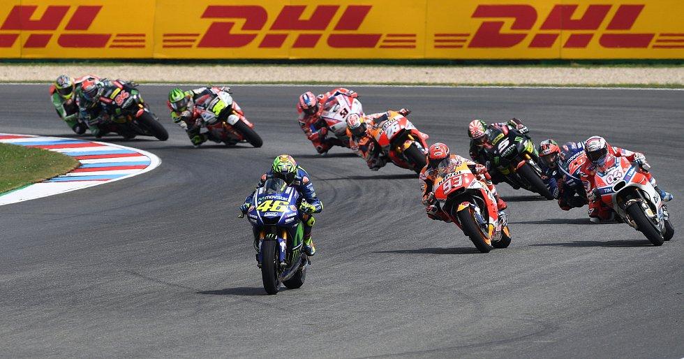 Monster Energy Grand Prix České republiky 2017, Moto GP.