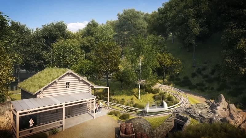 Místo stoupání do prudkého kopce se stometrovým převýšením pohodlné svezení až na vrchol. V brněnské zoo to má už za dva roky umožnit pozemní lanová dráha.