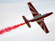 CIAF: Na letecké show v Tuřanech zasahovali hasiči