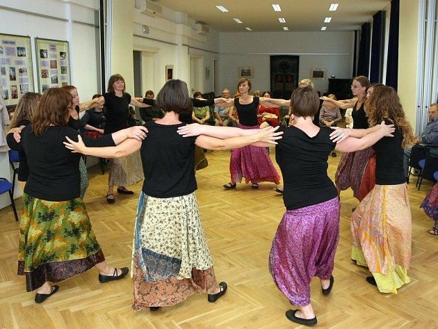 Týden židovské kultury v budově brněnské Židovské obce.