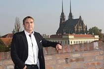 Brněnský primátor doprovázel delegaci, která v pátek lákala turisty z Bratislavy na návštěvu největšího moravského města.