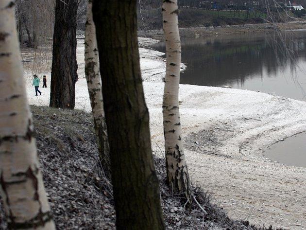 Brněnská přehrada okem fotografa Jana Langera.