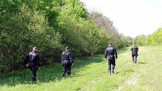Policie pátrá po ztracené seniorovi.