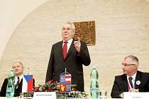 Návštěva prezidenta republiky Miloše Zemana na Brněnsku.