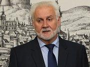 Hejtman Jihomoravského kraje Bohumil Šimek.