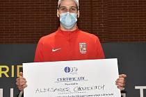 Alexander Choupenitch se v Madridu kvalifikoval na olympiádu do Tokia.