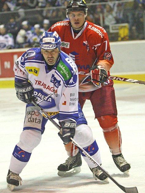 Miroslav Barus - Kometa Brno vs Milan Ministr - Olomouc.