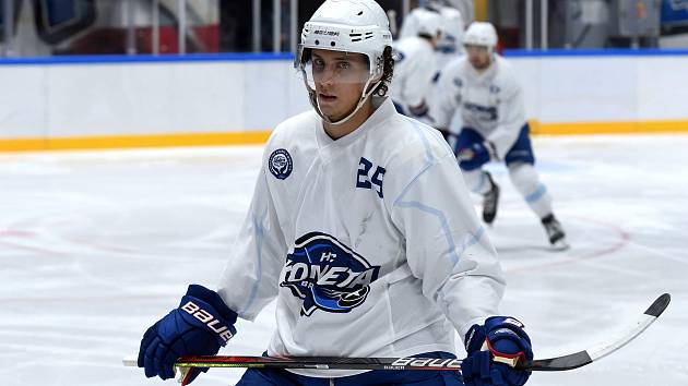 Karel Plášek podepsal nováčkovský kontrakt s Vancouverem.