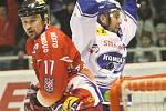 Michal Černý zvyšuje na 3:0.