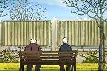 Španělský animovaný snímek Vrásky se snaží změnit pohled na stáří a ukázat ho v jiném světle.