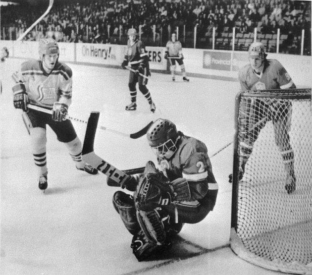 Největší turnaj kariéry zažil Karel Lang na Kanadském poháru vroce 1981.