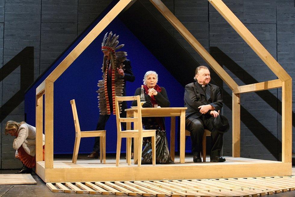 Adaptace autorské hry Martina Františáka Havel v zemi čeledínů.