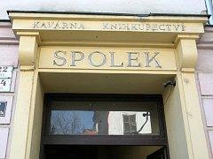 Brněnská kavárna Spolek v Orlí ulici.