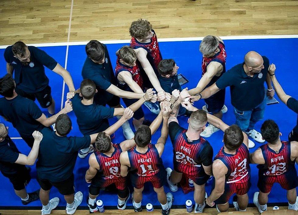 Basket Brno.