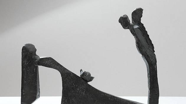 Plastiky Jana Koblasy vystavuje od 14. dubna Brno Gallery CZ.