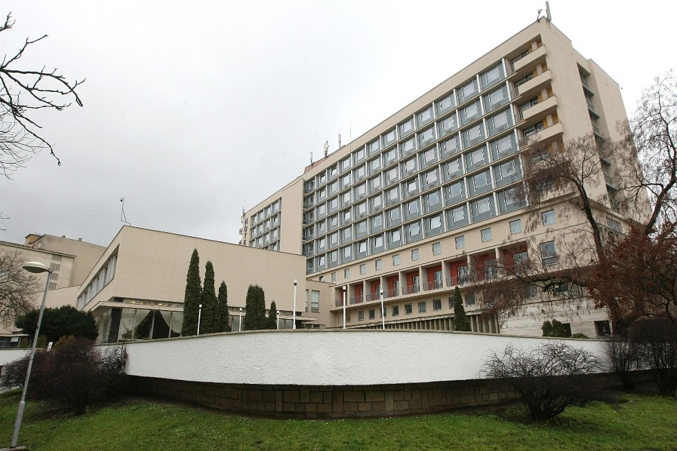 Brněnský hotel International.