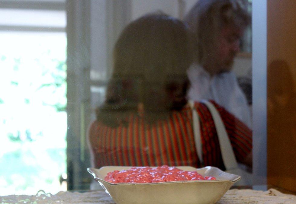 Speciality inspirované recepty Janáčkovy hospodyně Marie Stejskalové lidé ochutnají v několika brněnských kavárnách a cukrárnách.