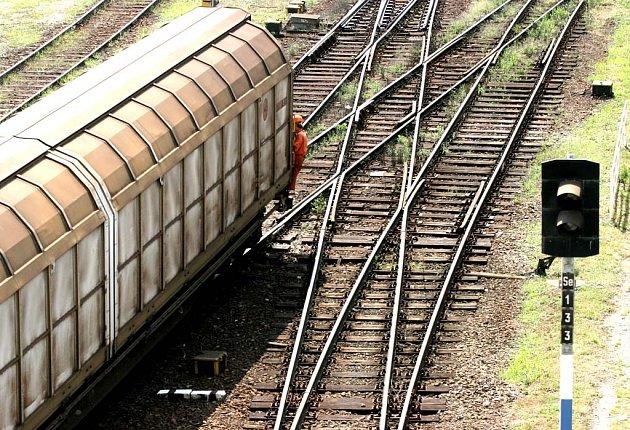 Ilustrační: Kolejiště