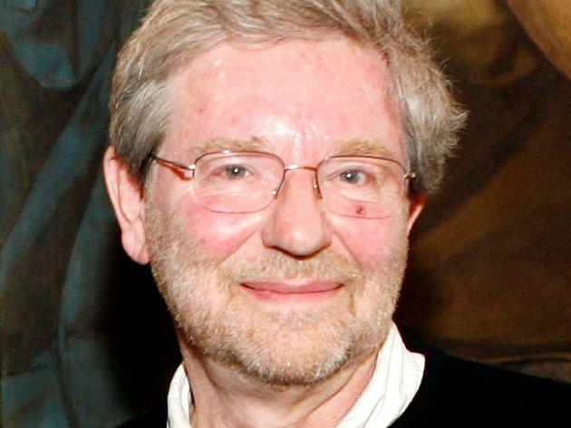 Zesnulý slovenský divadelník Martin Porubjak.