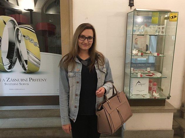 Monika Smetanová už šest let dohlíží na volby jako členka okrskové volební komise.