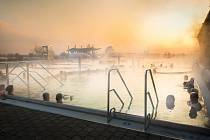 Aquapark Aqualand Moravia. Ilustrační foto.