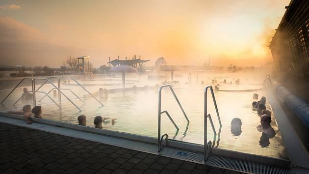 Poručí mrazu i vodě. Novinky v Aqualandu Moravia spojují adrenalin a relaxaci