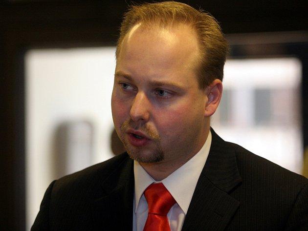 Šéf sociálních demokratů v Brně Jeroným Tejc.