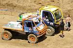 Mistrovství Evropy v Truck Trialu v Drnovicích.