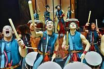 Nejslavnější bubenický soubor světa Yamato oslaví vystoupením v brněnském Janáčkově divadle své výročí.