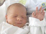 Ondra Hanuš z Brna nar. 6.9.2015 v Nemocnici Milosrdných bratří