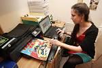 Redaktorka Deníku Rovnost Klára Čápová si na den vyzoušela práci tutora, který pomáhá studujícím cizincům.