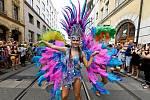Rytmy Brasil Festu roztančily o uplynulém víkendu ulice Brna. Autorem fotografií je Martin Straka.