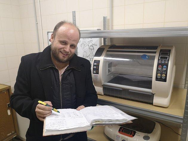 Petr Suvorov archiv