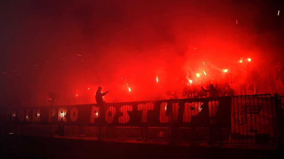 FC Zbrojovka Brno (červená) - FK Viktoria Žižkov