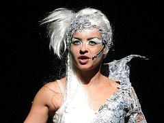 Původní německý muzikál Kráska a Zvíře odehrál v pondělí poprvé při kostýmové zkoušce soubor Městského divadla Brno.