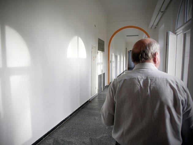 Psychiatrická nemocnice v brněnských Černovicích. Ilustrační foto.