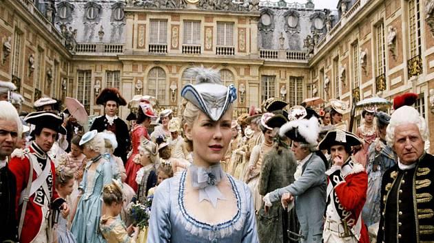 Nový film Sofie Coppolové Marie Antoinetta mohou lidé vidět jen na Febiofestu