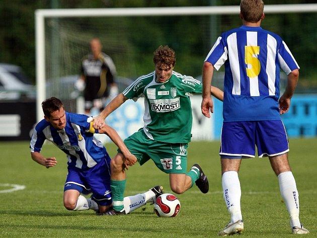 Fotbalisté třetiligové Bystrce už čtrnáct zápasů v řadě neprohráli