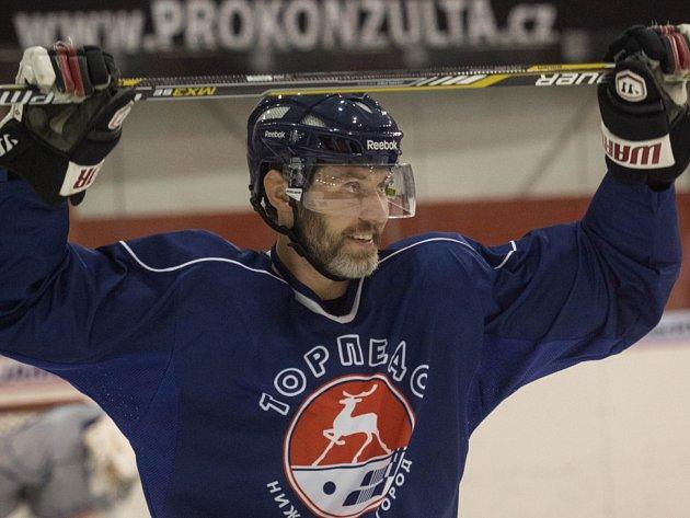 Hokejista Alexander Frolov.